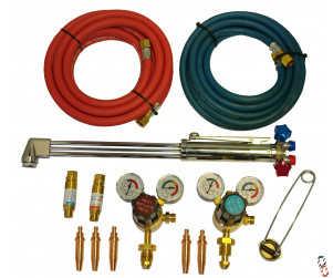 Oxy Acetylene cutting & heating kit