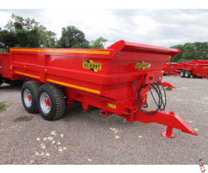 NEW Herbst 16T Dump Loader - In Stock