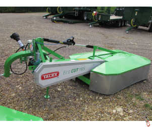 NEW TALEX TWIN DRUM Mower, 1.85 metre, 6ft, hyd fold,