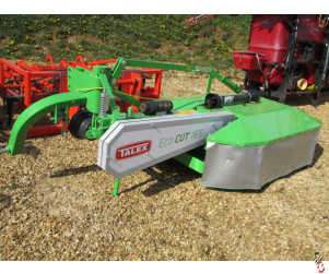 NEW TALEX TWIN DRUM Mower, 1.65 metre, 5ft6,