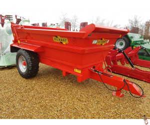 HERBST Dump Trailer 08 tonne single axle - New - In Stock
