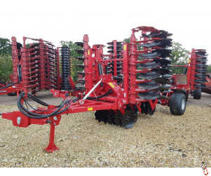PROFORGE INVERTA 5.0 metre Short-Disc, Speed-Disc Harrow Cultivator, NEW, Be Quick ! 2 available from stock