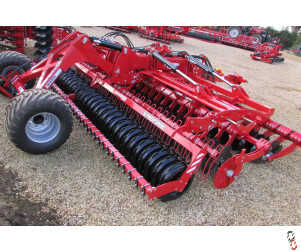 PROFORGE INVERTAMAX 6 metre Heavy Short-Disc, Speed-Disc Harrow Cultivator, New, Be Quick ! - Only 1 left for the 2021 Season