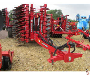 PROFORGE INVERTAMAX 4 metre Speed Disc Harrow Ex-Demo, 2018