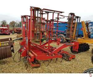 PROFORGE CULTILLA 5 metre Seedbed Cultivator, Used, 2016, Folding, Mounted