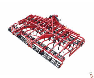 PROFORGE CULTILLA 5 metre Seedbed Cultivator, New, Folding, Mounted,
