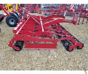 PROFORGE CULTILLA 5 metre Seedbed Cultivator, New, Folding, Mounted, 2018 Shopsoiled