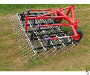 Proforge Activator 3 metre Weeder/harrow, New, In Stock!