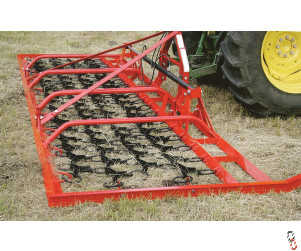 PROFORGE 5 metre Mounted Hyd. Folding Chain Harrow