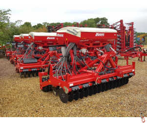 MOORE UNIDRILL 3 metre Direct Drill, New, 24 row, UK Built ! *Currently Available From Stock*