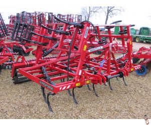 PROFORGE MaxTilla 4 metre Heavy Duty Cultivator, New