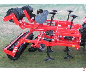 PROFORGE DISRUPTA 4.5 metre Hyd folding heavy duty cultivator