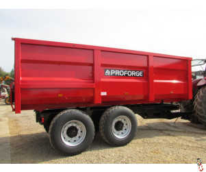 PROFORGE ACE 12 Tonne Grain Trailer, NEW, Std Door
