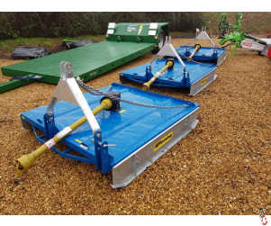 FLEMING Grass Topper, TOP6 In-Line/Semi Offset 6ft (1.8 metre) NEW,