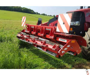 PROFORGE CRIMPA 3 metre Double-Rotor Front Mounted Crimper