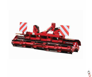 NEW ! PROFORGE CRIMPA 3 metre Double-Rotor Front Mounted Crimper