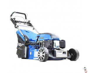 "Hyundai 19"" 48cm / 480mm Self Propelled 139cc Petrol Roller Lawnmower HYM480SPR, New"