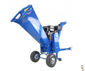 Hyundai 7hp 208cc Petrol Wood Chipper with Electric Start | HYCH7070E-2, New