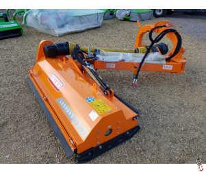 NEW TALEX LEOPARD RB200 Z-Flail Mower, 2 metre, Dyke, Verge and Hedge Sides - Awaiting More Stock