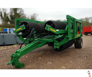 "COUSINS HZ Contour 12.4 metre HD Horizontal folding rolls, New, 24""/Breaker"
