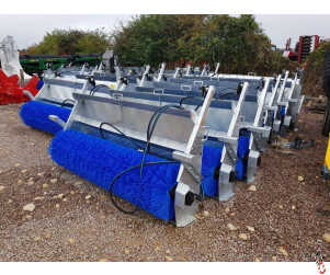 Hydraulic Bucket Brush (without bucket) In Stock !