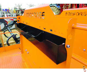PROFORGE Heavy Duty Forklift Cage Tool Tray