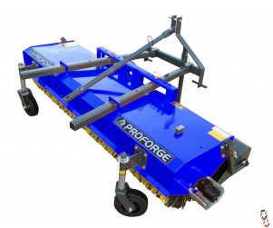 Agricultural Yard Sweeper 2.3 meter