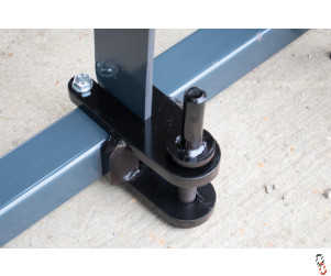Proforge 3 Point Linkage Hook-up Central trailer hitch clevis and pin