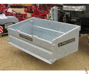 Proforge Galvanised Tipping Transport Box