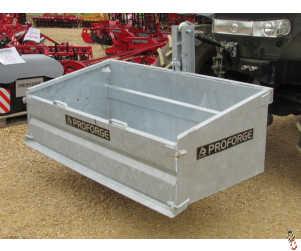 Proforge Galvanised Tipping Transport Box