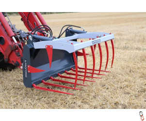 PROFORGE Muck Grab - New - Choice of 5 Widths from 1200mm to 2400mm - In Stock!