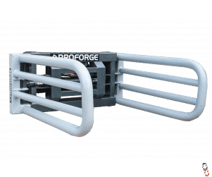 PROFORGE Side Squeeze Bale Grab/Clamp with Euro Brackets, New