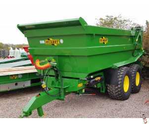 NEW HERBST 20 Tonne Dump Trailer - In Stock For Immediate Delivery