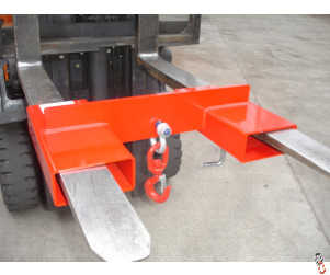 Fork Lifting Attachment 2.5 Tonne WLL