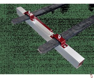 Forklift Magnetic Sweeper Magnet Bar Attachment 1.2 metre(4ft wide)