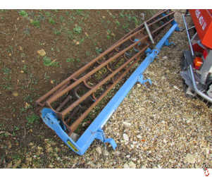 LEMKEN 4 metre Open Crumbler