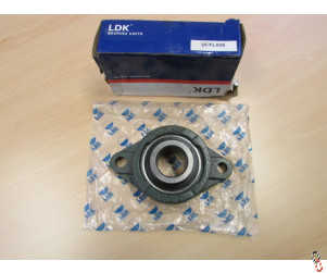 LDK UCFLX08 Bearing suit 40mm shaft