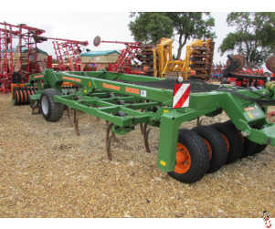 AMAZONE CENTAUR 3002 BBG Trailed 3 metre 2005, Tine/Disc/Press stubble cultivator
