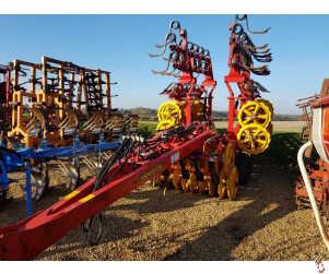 VADERSTAD REXIUS TWIN 630 heavy press,