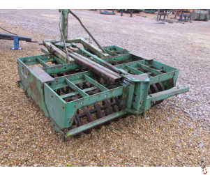 FLEXICOIL Furrow Press 5ft double coil