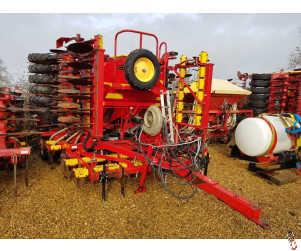 VADERSTAD RAPID 600F System Disc 6 metre seed drill