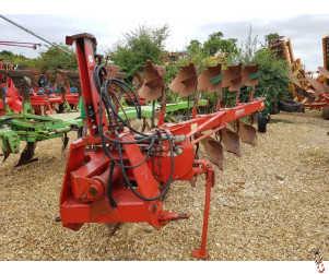 KVERNELAND LD85/240 Plough, 6 furrow, high clear, No.8 bodies