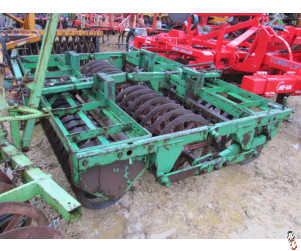 FLEXICOIL 2.5 metre Combi Furrow Press, Coil/Rings/Coil