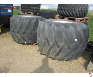 TERRA TYRES 66 x 43 x 25 Firestone Tyres
