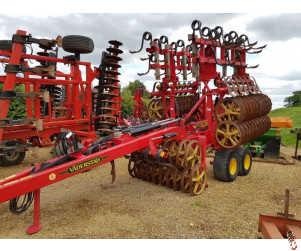 VADERSTAD REXIUS TWIN 630, 6.3 metre Heavy Press, Excellent Original Condition