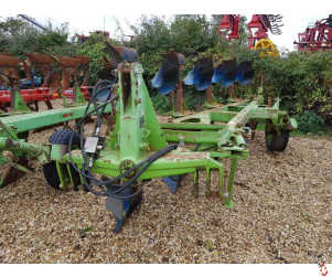 DOWDESWELL MA120 Plough, 5 furrow, UCN, Manual Variwidth