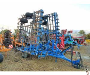 DALBO CULTIMAX 8 metre Heavy Duty Seedbed cultivator, 2011