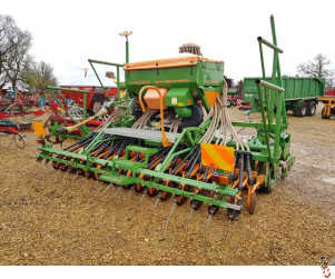 AMAZONE 4 metre Disc Drill Combination