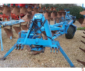 LEMKEN AD140 Semi-Mounted Plough 6 furrow (5+1)