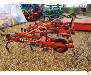 KONGSKILDE VIBROFLEX 3 metre Stubble Cultivator